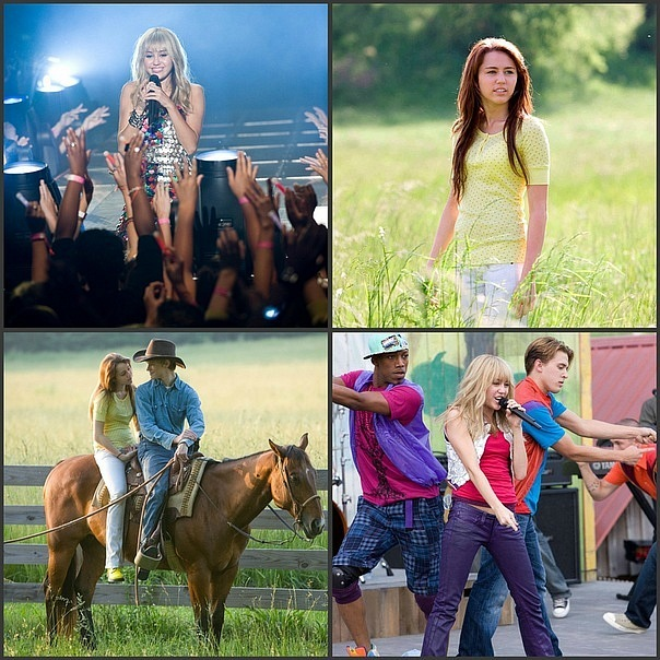 .The Best of Both Worlds. .Hannah Montana.