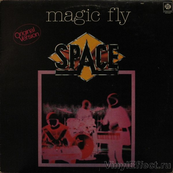 Carry On, Turn Me On 1977-Magic Fly-Space
