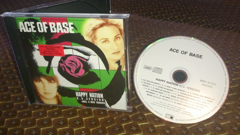 It's A Beautiful Life Ace Of Base