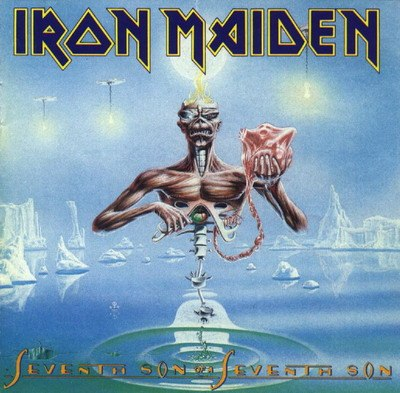 Seventh Son Of A Seventh Son Iron Maiden