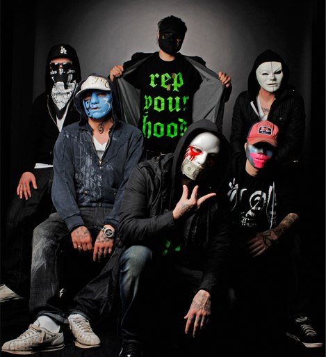 гимн ворлд оф варкрафт Hollywood Undead